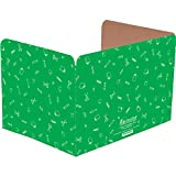 Really Good Stuff Jr. Privacy Shields for Student's Desks – Keeps Their Eyes on Their Own Test/Assignments (Matte (12 Shields), Green)