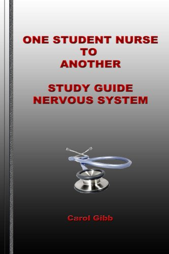 One Student Nurse to Another Study Guide Nervous System Pdf
