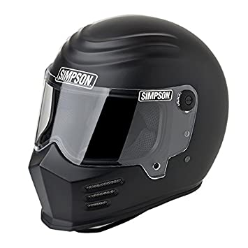 Simpson Outlaw Bandit Snell/Dot – Casco de motorista
