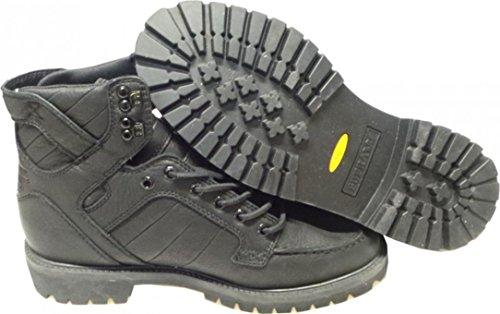 SUPRA Skate Boots Black-Skate Boots, número de zapato:42.5