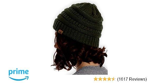 5689c58b21bbb 1299 CC Unisex Chunky Soft Stretch Cable Knit Warm Fuzzy