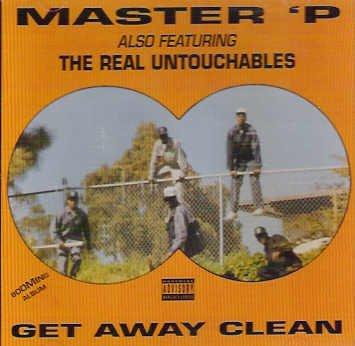 master p get away clean - 1