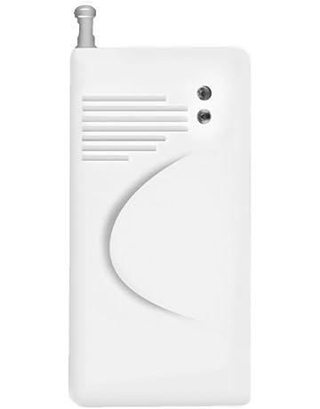 Eray ZD-01 Sensor de Vibración del Cristal Inalámbrico para el Sistema de Alarma 433MHz