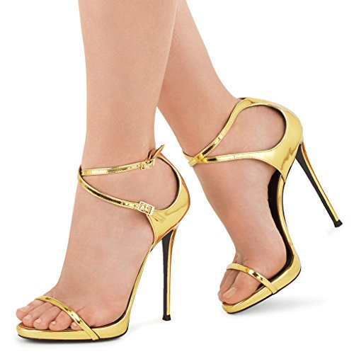 Amy Q - Zapatos de tacón  mujer