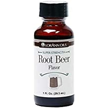 LorAnn Oils Root Beer Hard Candy Lollipop Flavoring 1 Ounce