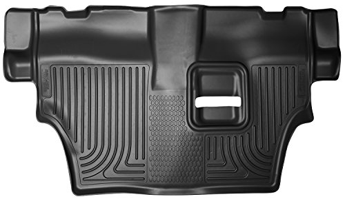 Husky Liners 3rd Seat Floor Liner Fits 11-18 Durango w/ 2nd bench - 3rd row seat -