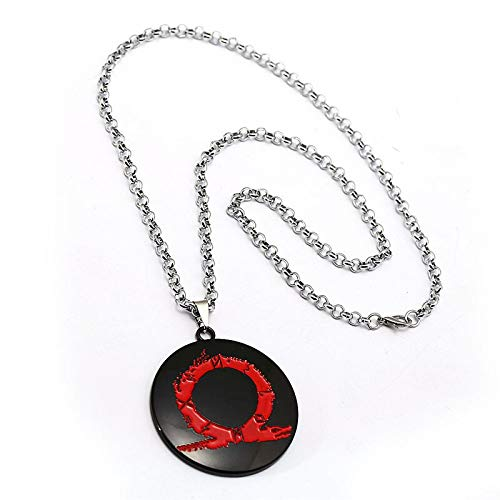 Amazon.com: Algol - New Arrival God of War 4 Kratos logo ...