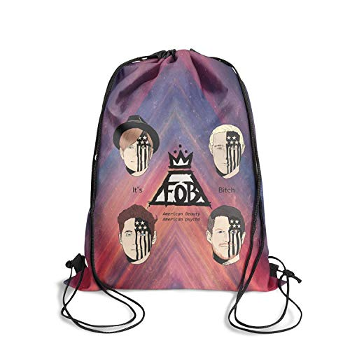 XNJIDCFJJ Unisex Convenient Biking Drawstring Bags Cinch