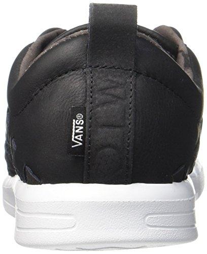 Baskets Noir Homme Basses Vans Tesella Noir qz5qF