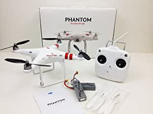 DJI Phantom Quadcopter for GoPro Newest Version V1.2 with extra battery + upgraded carbon fiber blades