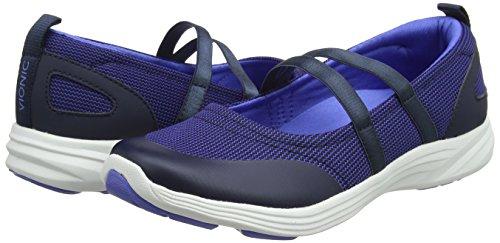 Slip Sneaker Nvy Azul para Vionic On Navy Mary Opal ágil Jane mujer 86WwPqO7
