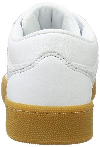 Zapatillas Para black gum Blanco De Club Workout chalk Hombre Reebok white Gimnasia qSEf6nBw