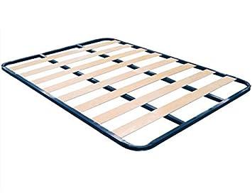 Somier de Lamas de Madera Modelo Basic para el máximo Confort en tu desacanso 900x1900 mm - No Incluye Patas: Amazon.es: Hogar