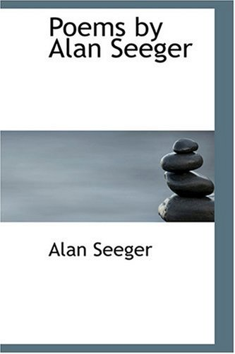 Download Poems by Alan Seeger pdf