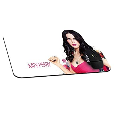 Beautiful Katy Perry Widescreen Mousepad actor actress celebrity Mouse Pads Personality Mat Unique Design Custom Mousemat