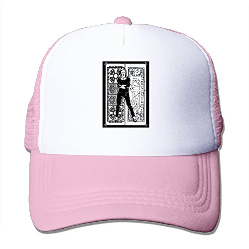 CCbros Buffy The Vampire Slayer Sun Protection Mesh Back Hats Caps One Size Fit All Pink - Buffy Adult Boots