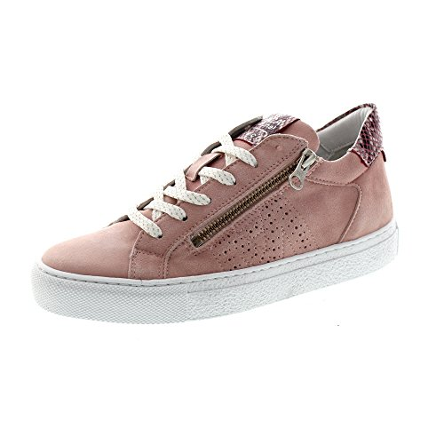 Maca Kitzbühel Damenschuhe - Sneaker 2242 - Rose Nub Rosa (rose nub)