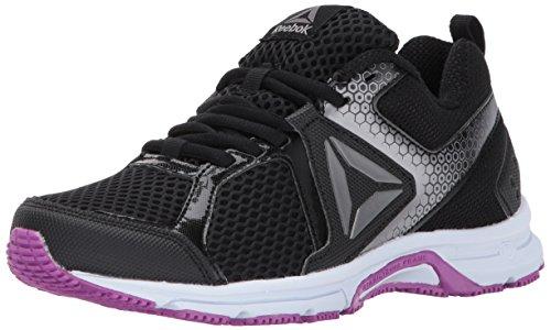 Black Violet Pewter Vicious Women's Reebok Track MT Shoe 2 0 Runner pzq04