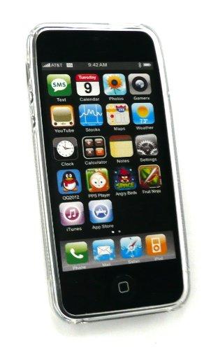 Emartbuy® Apple Iphone 5 5s Wellenmuster Gel Skin / Schutzhülle Abdeckung Klar