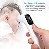 Infrared Non-Contact Forehead Scanner °C/ °F