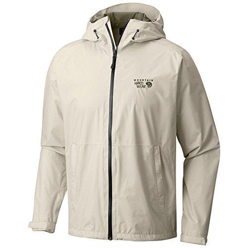 Mountain Hardwear Finder Jacket - Men's Stone Small