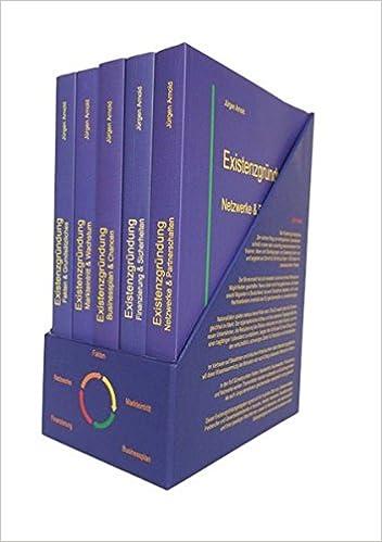 Cover des Buchs: Der Existenzgründerzyklus - Der sichere Weg zum erfolgreichen Unternehmen