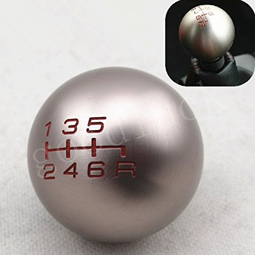 6 Speed Shift Shifter Lever Knob Stick For JDM Honda Civic FD2 (Jdm Shift)