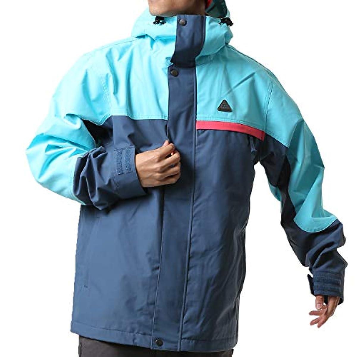 [해외] BILLABONG 빌라봉 스노보드 웨어 재킷 LIGHT SHELL JACKET 18-19모델 맨즈 AI01M-759