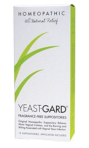 Women's Health Yeast-Gard Advanced Suppositories - 10 Suppositories by Women's Health