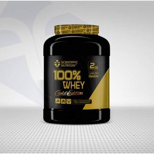 SCIENTIFFIC NUTRITION PROTEINA 100% Whey Gold Edition 2 Kgs ...