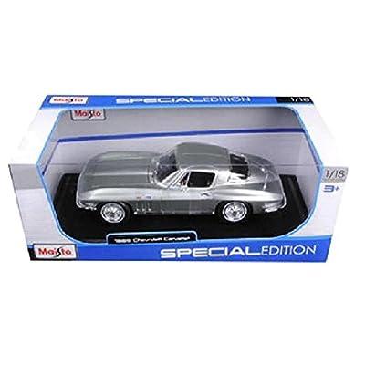 Maisto 1:18 Special Edition - 1965 Chevrolet Corvette: Toys & Games