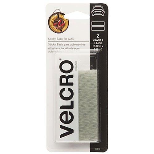 "VELCRO Brand - Sticky Back for Auto - 3 1/2"" x 1 1/2"" Strips"