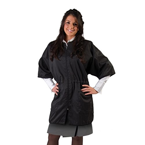 Cricket Static Free Polyester/Carbon Blend, Cover-Up, Black, 9.28 Ounce Unisex Cricket