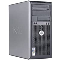 DELL OPTIPLEX Intel C2D 3.0, New 2GB Memory, 160GB, DVD/CDRW, Windows 7 Professional-(Certified Reconditioned) (Certified Refurbished)
