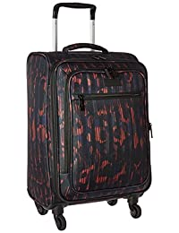 """Kenneth Cole Reaction the Real Collection 20"""" 4-Wheel Carry-On, Warm Red"""