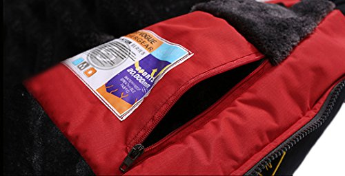 Cappotto a Avventura e Softshell Manica Nero Montagna Sports Impermeabile da lunga Invernale Cappuccio Giacca Outdoor Giacca Donna Vento Giacca Sawadikaa Cq8Y8