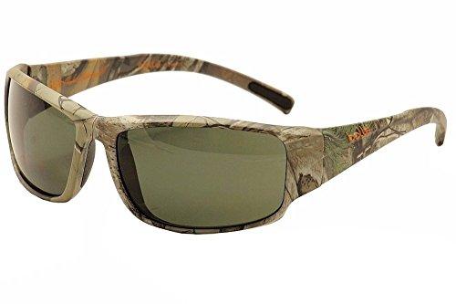 Bolle Keelback Sunglasses, Camo Realtree Xtra/Polarized TNS Oleo - Photochromic Bolle Sunglasses