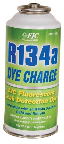 R134a Dye - FJC 4921 Dye Charge