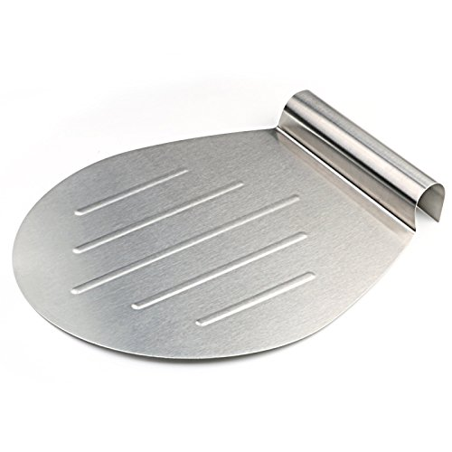 (Cake Lifter, Shovel Transfer Cakes Tray Moving Plate 10.7 x 10.5 x 0.1 inch)