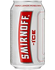 Smirnoff Red Ice Can 375ml (Pack of 6)