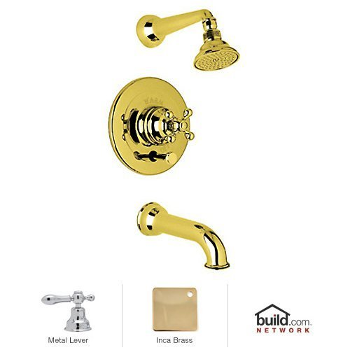 Cisal Pressure Balance Shower Package - 4