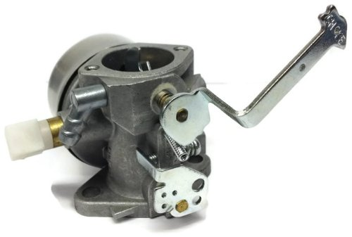 Ketofa Tecumseh Carburetor 640152 640152A Fits HM80 HM100 with 90 degree fuel fitting