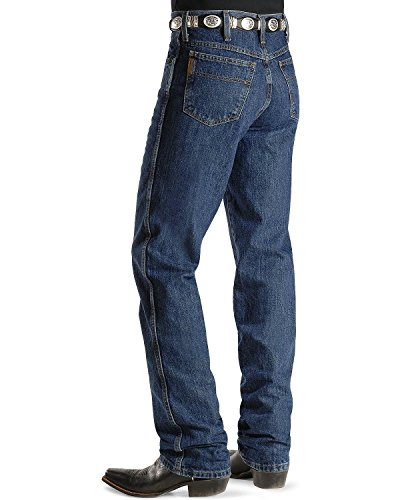Cinch Men's Jeans Bronze Label Slim Fit Dark Stone 40W x 32L (Cinch Mens)