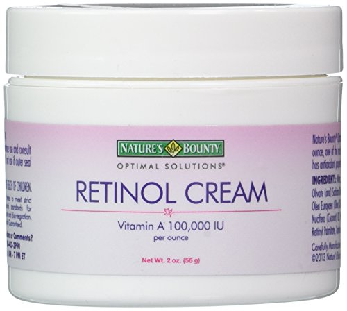 Natures Bounty Optimal Solutions Retinol