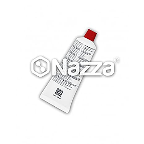 Catalizador para Masillas de Polié ster | Endurecedor necesario para la aplicació n del Polié ster | Tubo de 50 gr. Nazza
