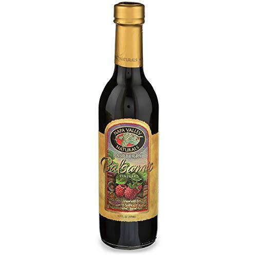 NAPA VALLEY NATURALS Raspberry Balsamic Vinegar, 12.7 FZ
