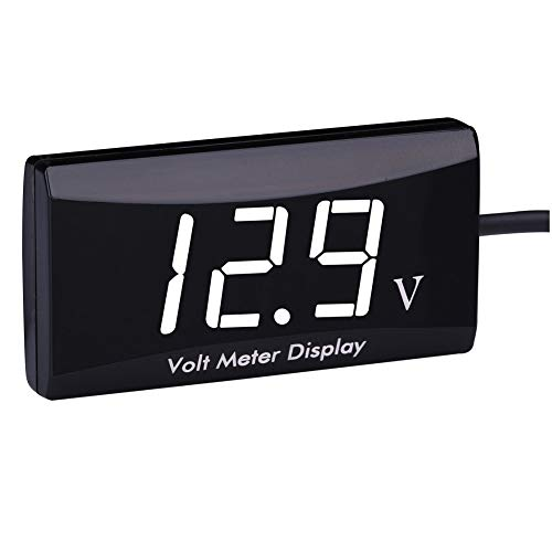 12 Volt Digital Voltage