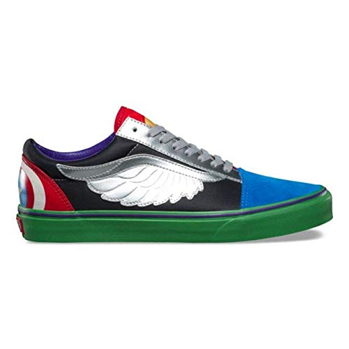 Vans x Marvel Avengers Old Skool (Men 5.0 Women 6.5) 4129ed48d79