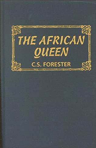 book cover of The African Queen
