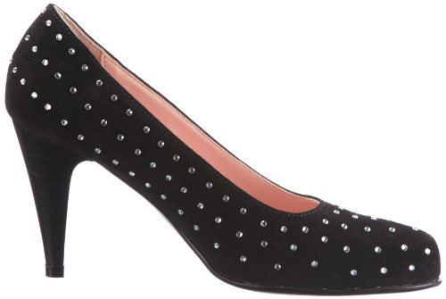 Diavolezza ELKE 9002 Damen Pumps Schwarz (Black)